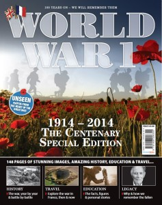 World War 1 - The Centenary Special Edition