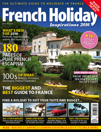 French Holiday Inspirations 2016